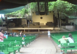 Scena amfiteatru