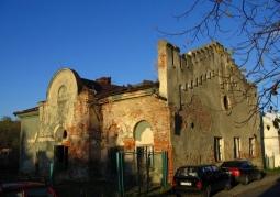 Synagoga ortodoksyjna - Grybów