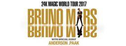 Bruno Mars w Krakowie