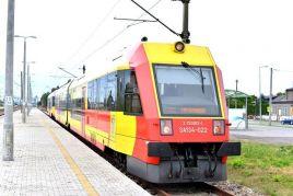 Pociąg Rzeszów - Sandomierz
