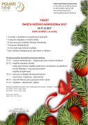 Pakiet Święta Bożego Narodzenia 2017