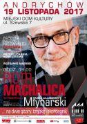 FMN Recital Piotra Machalicy Mój ulubiony Młynarski