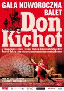 GALA NOWOROCZNA: Balet Don Kichot