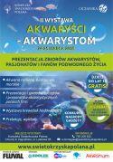 II Wystawa Akwaryści-Akwarystom 24-25 marca 2018