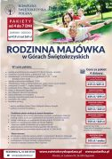 Majówka w Kompleksie Świętokrzyska Polana 2018